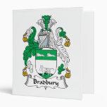 Escudo de la familia de Bradbury