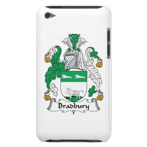Escudo de la familia de Bradbury Case-Mate iPod Touch Protectores