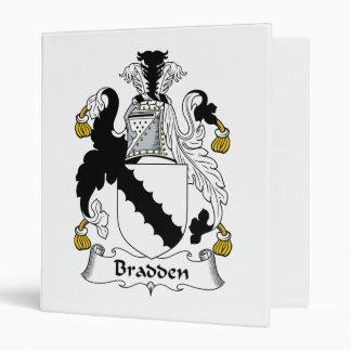 Escudo de la familia de Bradden