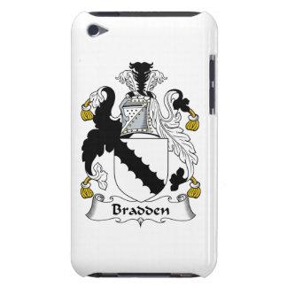 Escudo de la familia de Bradden iPod Case-Mate Fundas