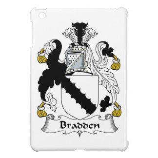 Escudo de la familia de Bradden iPad Mini Carcasas