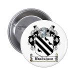 Escudo de la familia de Bradshaw Pin