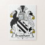Escudo de la familia de Bradshaw Rompecabeza