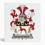 Escudo de la familia de Bradstreet