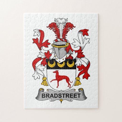 Escudo de la familia de Bradstreet Puzzles Con Fotos