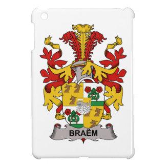 Escudo de la familia de Braem iPad Mini Fundas