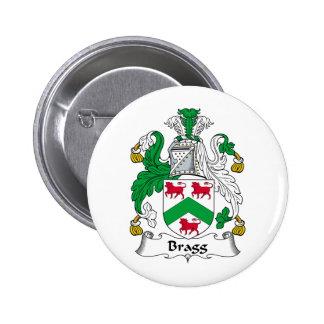 Escudo de la familia de Bragg Pin
