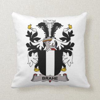 Escudo de la familia de Brahe Almohadas