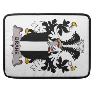 Escudo de la familia de Brahe Funda Macbook Pro