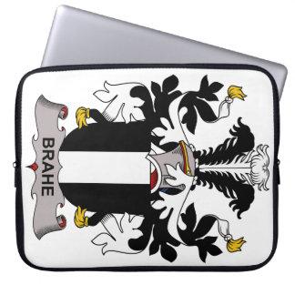 Escudo de la familia de Brahe Fundas Computadoras