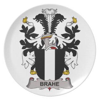 Escudo de la familia de Brahe Plato
