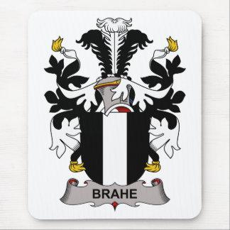 Escudo de la familia de Brahe Tapetes De Ratón