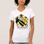 Escudo de la familia de Braithwaite Camiseta