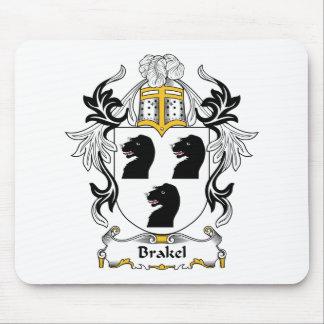 Escudo de la familia de Brakel Tapete De Raton