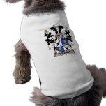 Escudo de la familia de Brandt Camisetas De Mascota