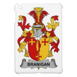 Escudo de la familia de Branigan iPad Mini Coberturas