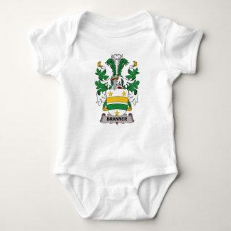 Escudo de la familia de Branner Body Para Bebé