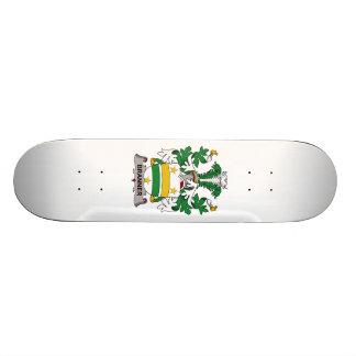 Escudo de la familia de Branner Skate Boards