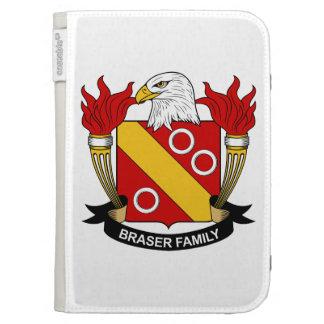 Escudo de la familia de Braser