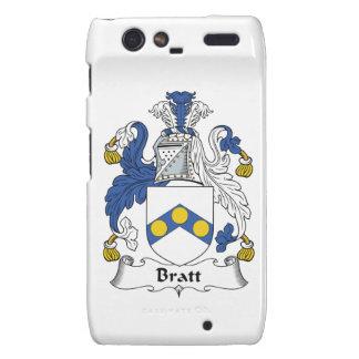 Escudo de la familia de Bratt Droid RAZR Carcasa