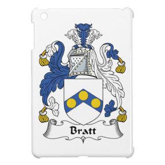 Escudo de la familia de Bratt iPad Mini Protectores