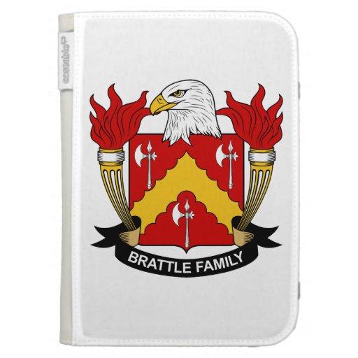 Escudo de la familia de Brattle