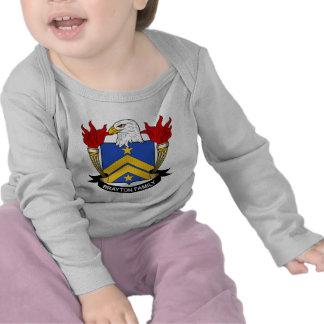 Escudo de la familia de Brayton Camiseta