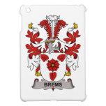 Escudo de la familia de Brems iPad Mini Protectores