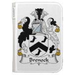Escudo de la familia de Brenock
