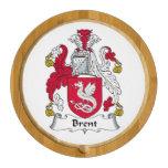 Escudo de la familia de Brent