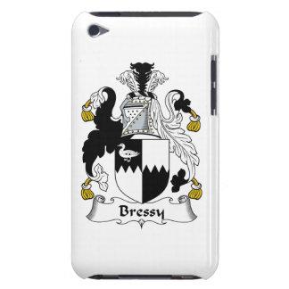 Escudo de la familia de Bressy Barely There iPod Protectores