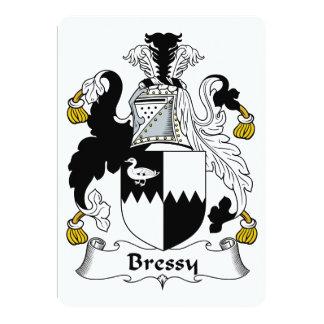 Escudo de la familia de Bressy Anuncio Personalizado