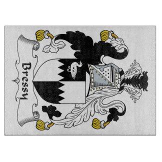 Escudo de la familia de Bressy Tablas De Cortar