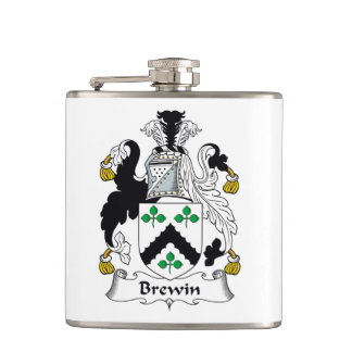 Escudo de la familia de Brewin