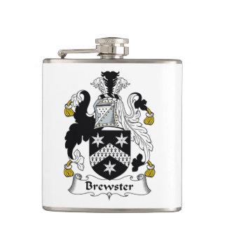 Escudo de la familia de Brewster