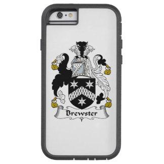 Escudo de la familia de Brewster Funda Tough Xtreme iPhone 6