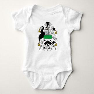 Escudo de la familia de Brickley Mameluco De Bebé