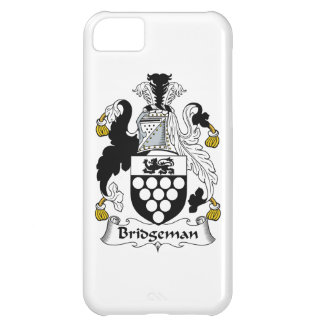 Escudo de la familia de Bridgeman Funda Para iPhone 5C
