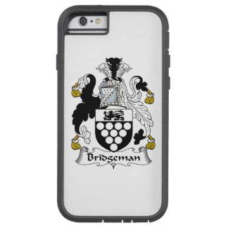Escudo de la familia de Bridgeman Funda Para iPhone 6 Tough Xtreme