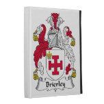 Escudo de la familia de Brierley