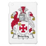 Escudo de la familia de Brierley iPad Mini Protector