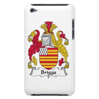Escudo de la familia de Briggs iPod Touch Case-Mate Carcasas