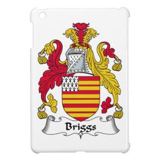 Escudo de la familia de Briggs iPad Mini Protector