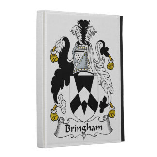 Escudo de la familia de Bringham