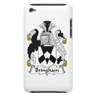 Escudo de la familia de Bringham iPod Touch Carcasa