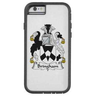 Escudo de la familia de Bringham Funda De iPhone 6 Tough Xtreme
