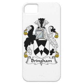 Escudo de la familia de Bringham iPhone 5 Protector