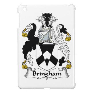 Escudo de la familia de Bringham iPad Mini Cárcasas