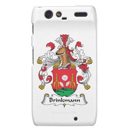 Escudo de la familia de Brinkmann Droid RAZR Carcasas