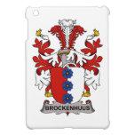 Escudo de la familia de Brockenhuus iPad Mini Coberturas